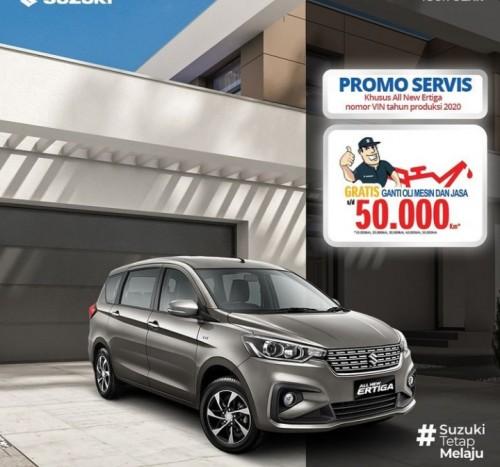 Promo servis - Suzuki Mojokerto
