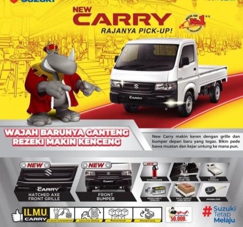 Promo Kredi New Carry Pickup